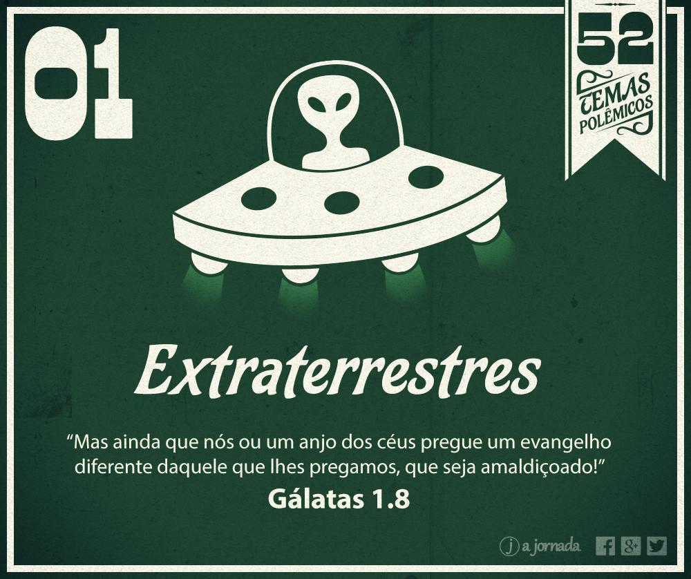 Extraterrestres - Tema 1