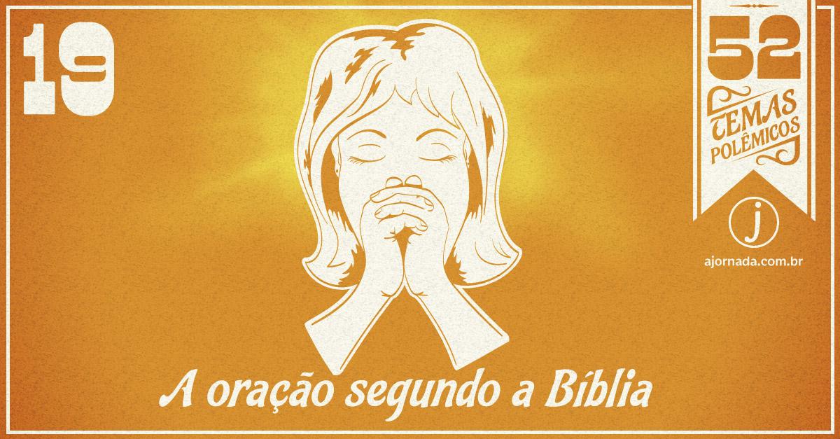 Oração segundo a Bíblia