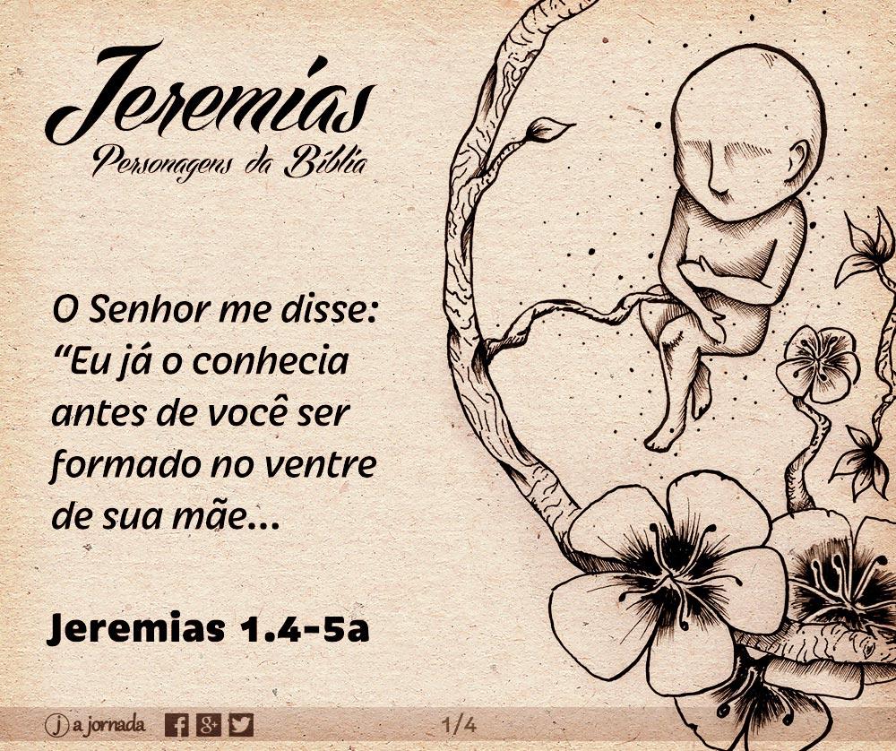 Jeremias - Parte 1 de 4.